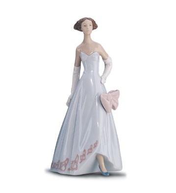 Lladro On The Runway 1999-01 Porcelain Figurine