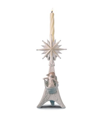 Lladro Holiday Light 1999-01 ***