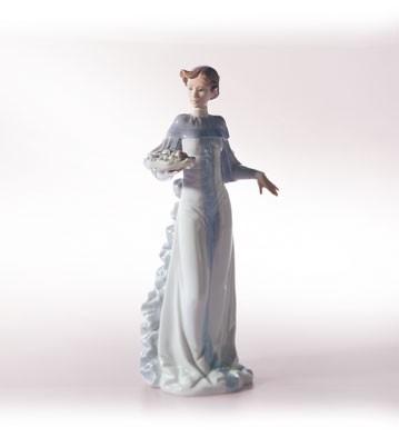 LladroWinter Love 1999-02Porcelain Figurine