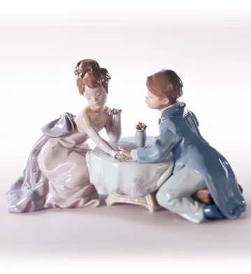 Retired Lladro A Little Romance