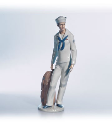 Lladro On Shore Leave 2000-03