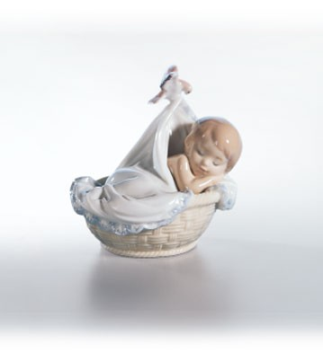 Retired Lladro Tender Dreams