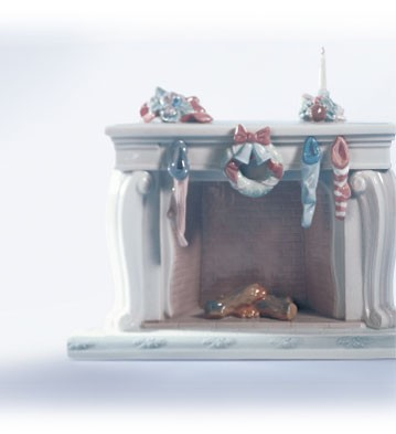 LladroUp The Chimney He RosePorcelain Figurine