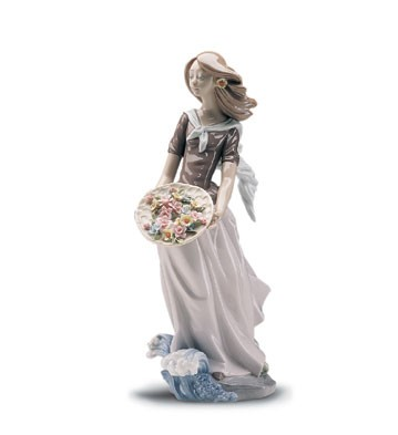 Lladro Ocean Offering 2000-01