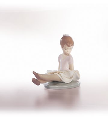 Retired Lladro Rosy Posey