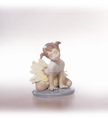 LladroOopsy DaisyPorcelain Figurine