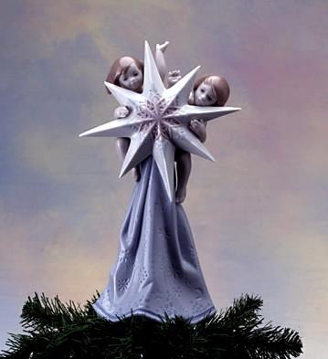 LladroA Celestial Christmas 2000