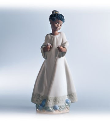 Lladro Enchanting Porcelain Figurine
