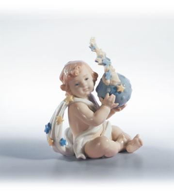 LladroA New Beginning 2001-03Porcelain Figurine