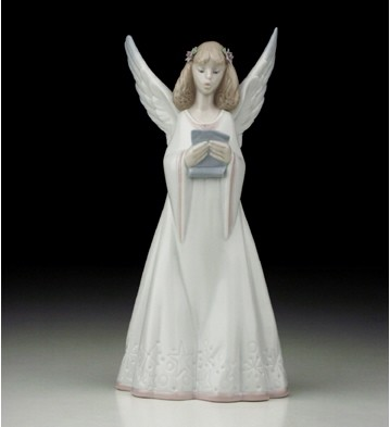 Retired Lladro Heavenly Melodies