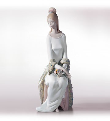 Retired Lladro Aurora