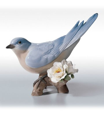 LladroSweet Sounds Of The Morning 2001-10Porcelain Figurine
