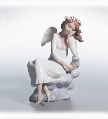 LladroCelestial HarmonyPorcelain Figurine