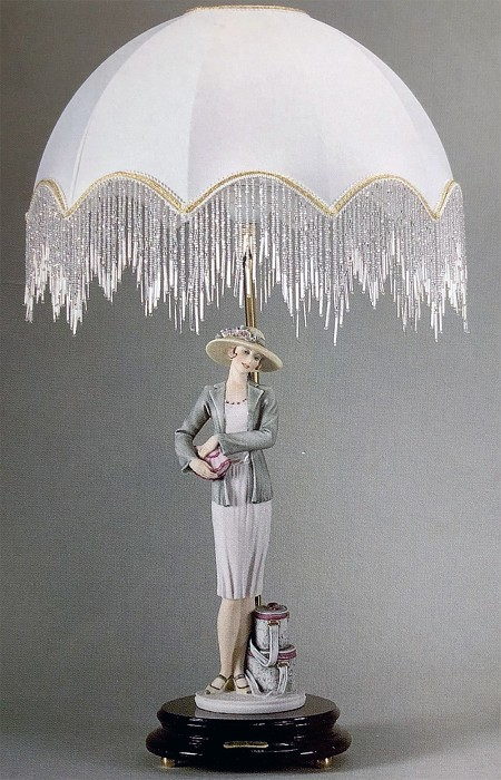 Giuseppe ArmaniMable Lamp (Lamp shade not included)