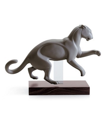 LladroFight 2003-08Porcelain Figurine