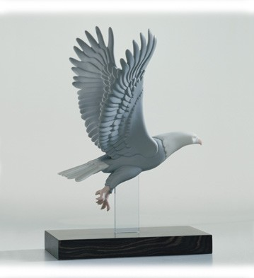 Lladro Flight Movement Flight Eagle 2003-08