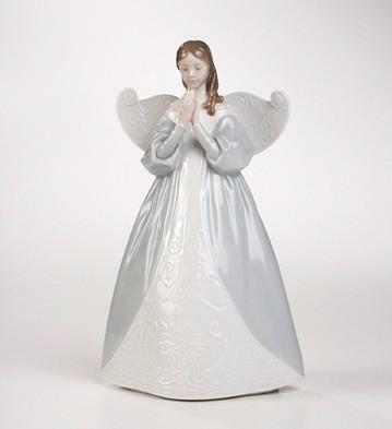 LladroCelestial Scent (tree Topper)Porcelain Figurine