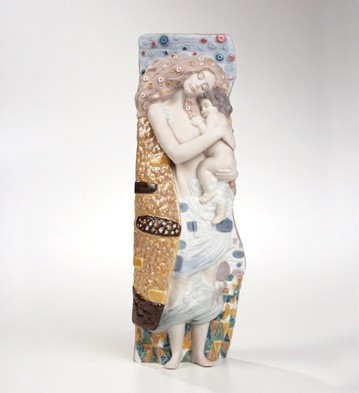 LladroFountain of Life 2003-13Porcelain Figurine