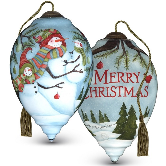Angela AndersonMerry Christmas Snow Family