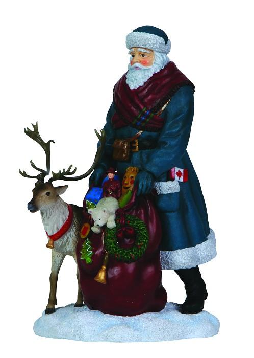 PipkaCanadian Santa