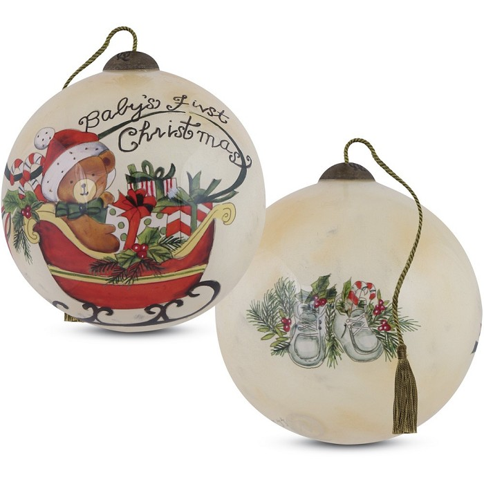 Susan Winget Babys First Christmas