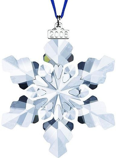 Swarovski Crystal Annual 2008 Ornament