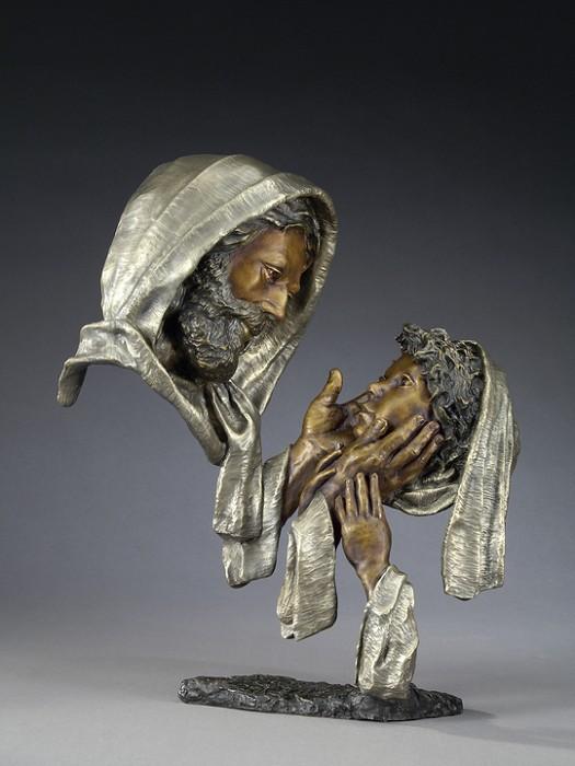 Mark HopkinsInnocenceBronze Sculpture