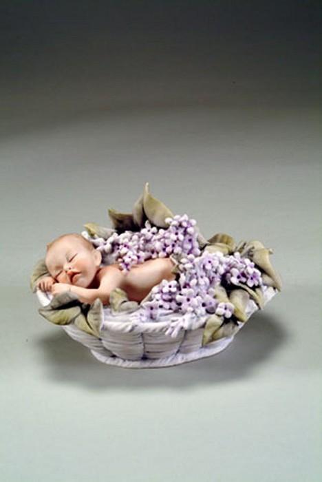 Giuseppe ArmaniLilac Baby