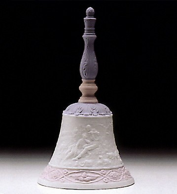 LladroEternal Love Bell 1994Porcelain Figurine