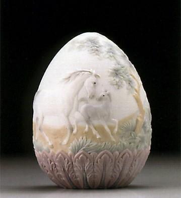 Lladro1995 Egg 1995-95