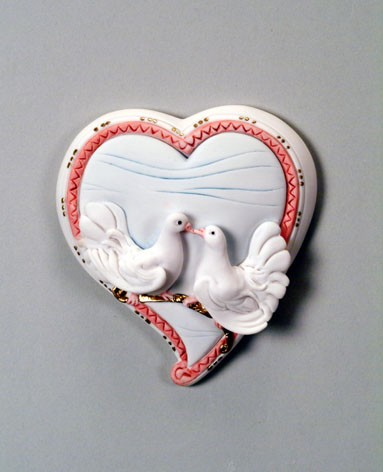 Giuseppe ArmaniOur Love - Plaque