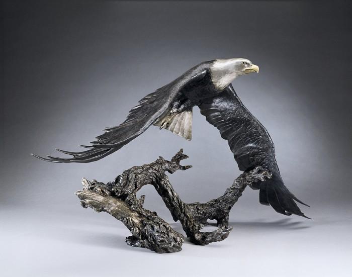 Mark HopkinsDaybreakBronze Sculpture