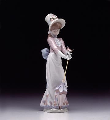 Lladro Garden Song 1992-92