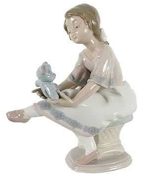 Lladro My Best Friend 1993 Society Porcelain Figurine