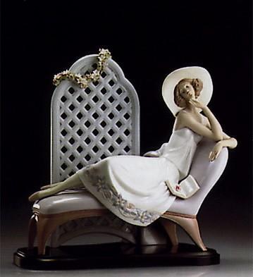 LladroGarden Of Dreams Le4000 1994 SocietyPorcelain Figurine