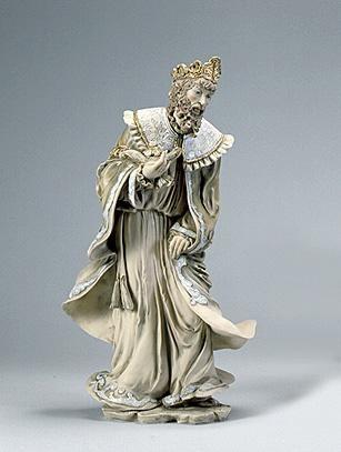 Giuseppe ArmaniNativity Set King (incense) Ret 01