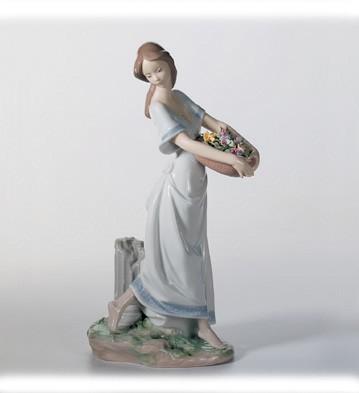 LladroGardens Of AthensPorcelain Figurine