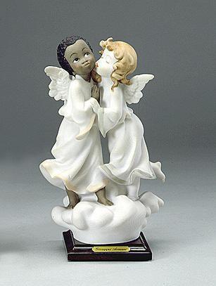 Giuseppe ArmaniBlack & White Angels