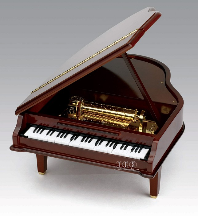 Gold Label Piano Concertina