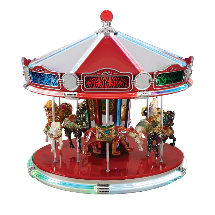 Gold Label 1939 World's Fair Carousel