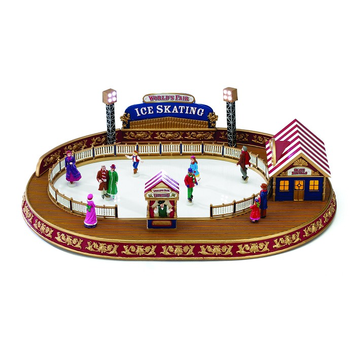 Gold Label World's Fair Skating Rink