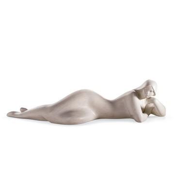 LladroMemoryPorcelain Figurine