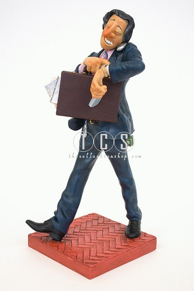 Guillermo Forchino The Businessman 1/2 Scale