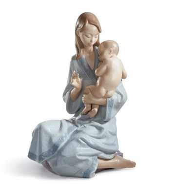 Lladro Sleep My Love