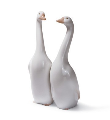 Lladro Geese