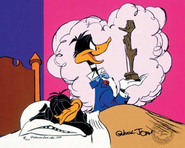 Chuck JonesDaffys Impossible Dream