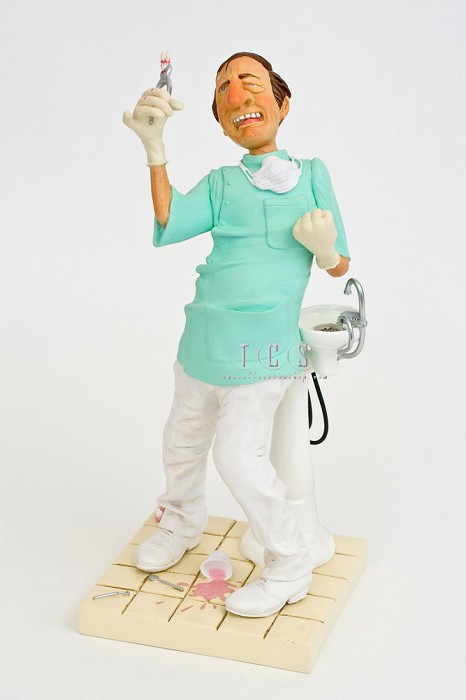 Guillermo Forchino The Dentist Le Dentiste 1/2 Scale