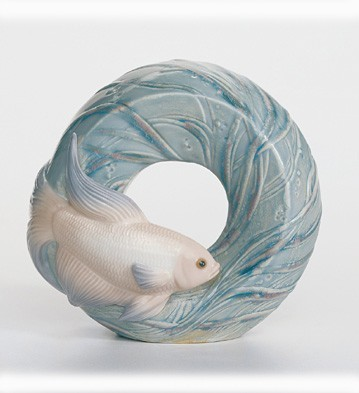 Lladro Fish_natural_frames