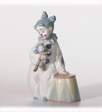 LladroLittle TamerPorcelain Figurine