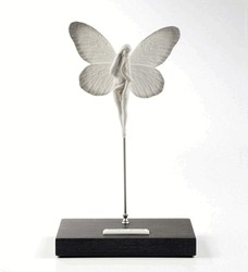 LladroIdeopsis GauraPorcelain Figurine
